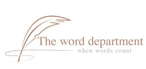The word department